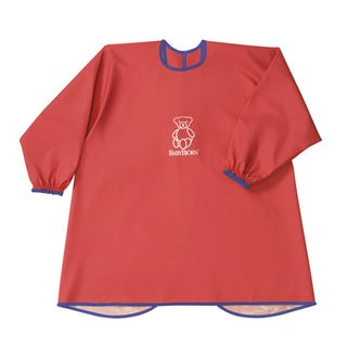 Baby Bjorn Eat & Play Red Smock