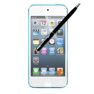 Apple iPod Touch 5 Anti-fingerprint Screen Protectors/ One Dual-purpose Stylus Pen