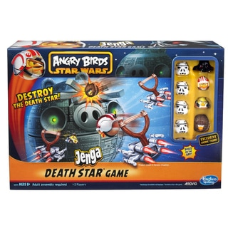 Angry Birds/ Star Wars Deathstar Game