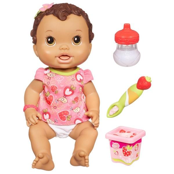 Hasbro Baby Alive Brunette Doll 14926060 Overstock