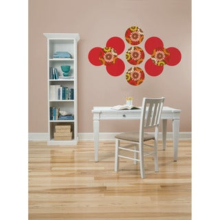 Wall Pops Carnivale and Red Dot Wall Decals