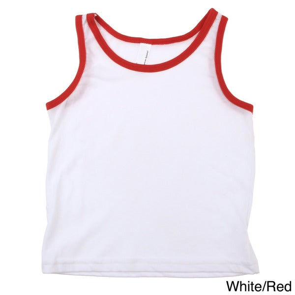 American Apparel Toddler Poly-Cotton Tank