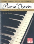 Deluxe Encyclopedia of Piano Chords (Spiral bound)