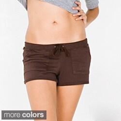 American Apparel Women's California Fleece Pocket Short