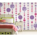 WallPops Gone Dotty Purple/ Pink Pack