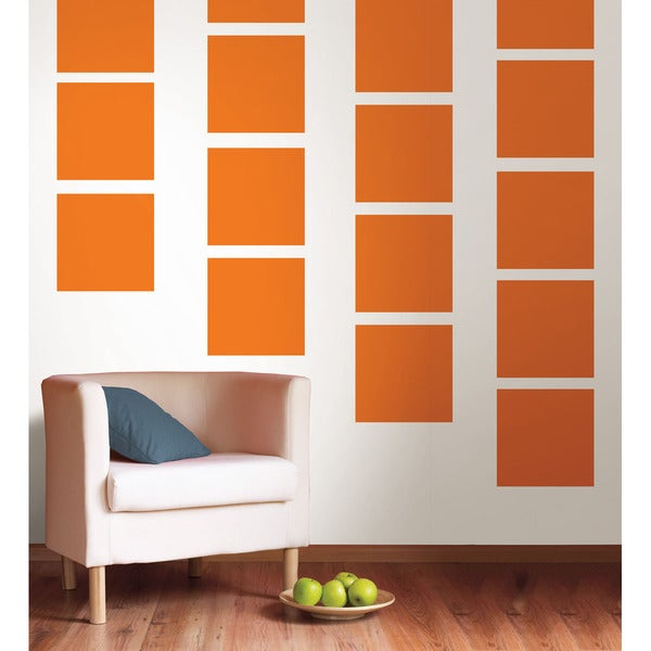 WallPops Totally Orange Blox Pack