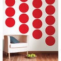 WallPops Red Hot Dot Decal Pack