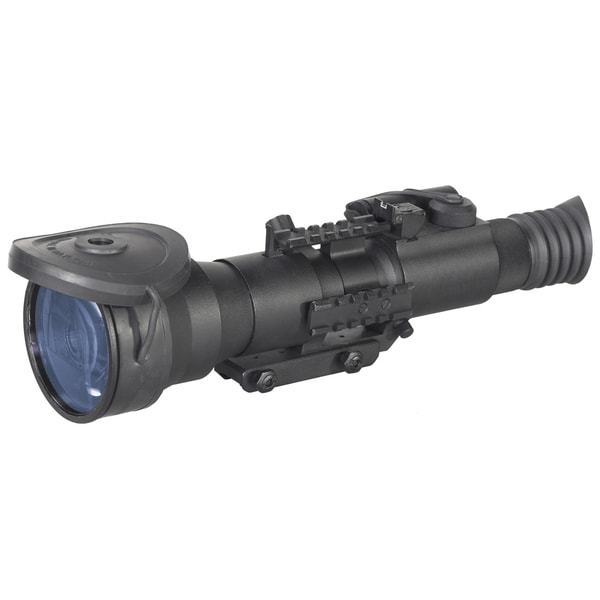 Armasight Nemesis6x-ID Night Vision Rifle Scope 6x Improved Definition Generation 2+, 45-64 lp/mm