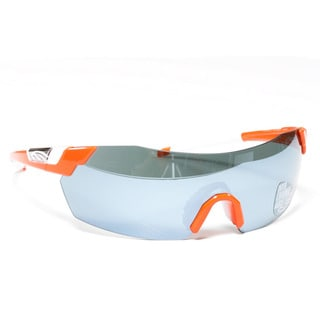 Smith Men's Pivlock V2 Max Orange Super Plantinum Lens Sunglasses