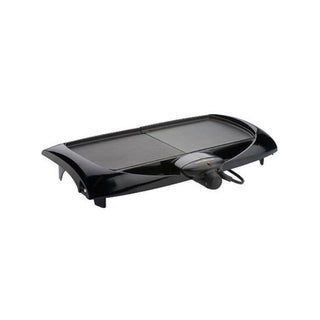 Cook's Essentials Nonstick Foldable Griddle with Cool Touch Handles (Refurbished)