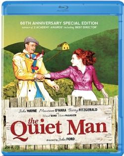 The Quiet Man (60th Anniversary Edition) (Blu-ray Disc)