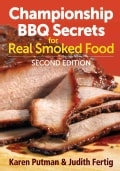 Championship BBQ Secrets for Real Smoked Food (Paperback)