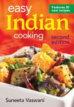 Easy Indian Cooking (Paperback)