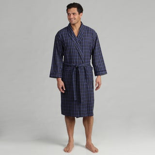 Majestic Men's Twilight Blue Robe