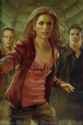 Buffy the Vampire Slayer Season 8 4: Library Edition (Hardcover)
