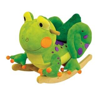 Charm Company 'Fergie' Frog Rocker