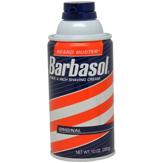 Barbasol Original Thick & Rich 10-ounce Shaving Cream