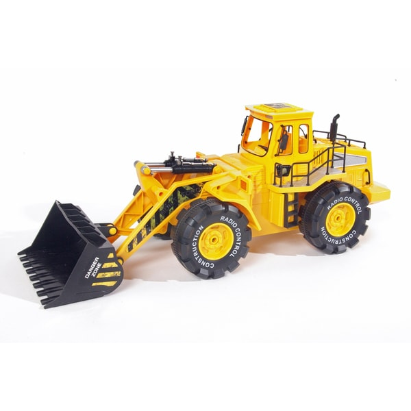 Madison Park Radio Control Front Loader Construction Vehicle