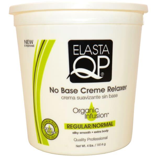 Elasta QP No Base Creme 4-pound Hair Relaxer