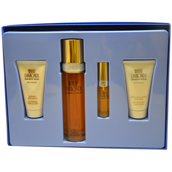 Elizabeth Taylor White Diamonds Women's Fragrance Gift Set