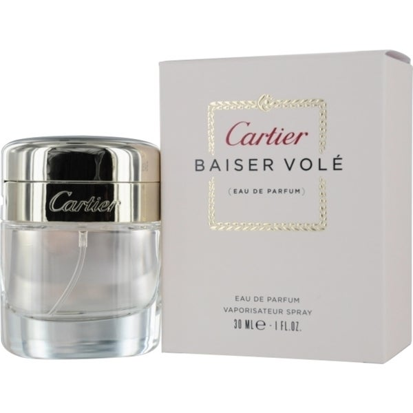 Cartier Baiser Vole Women's 1-ounce Eau de Parfum Spray