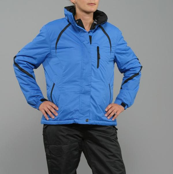 Pulse Women's 'Nordic' Vivid Blue Snowboard Jacket