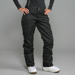 Pulse Women's 'Rider' Black Snowboard Pants