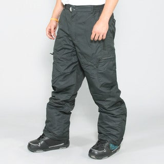 Pulse Men's Black Ski/Snowboard Pants