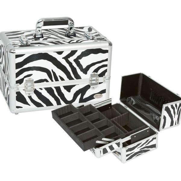 Seya Zebra Professional Makeup Case