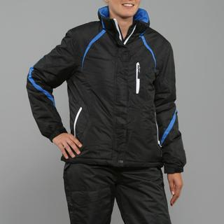 Pulse Women's 'Nordic' Black Snowboard Jacket