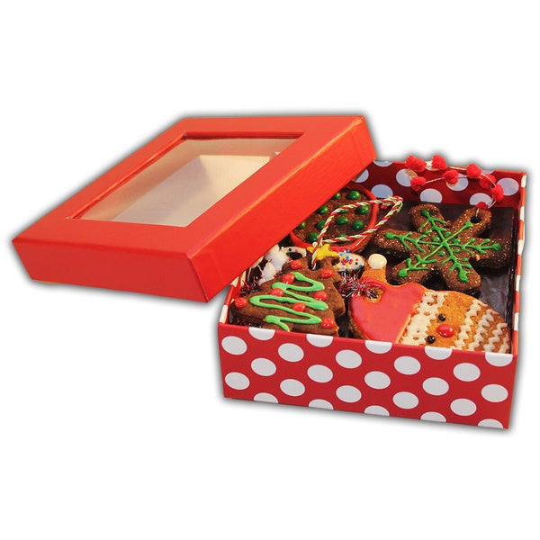 Edible Ornament Gift Box