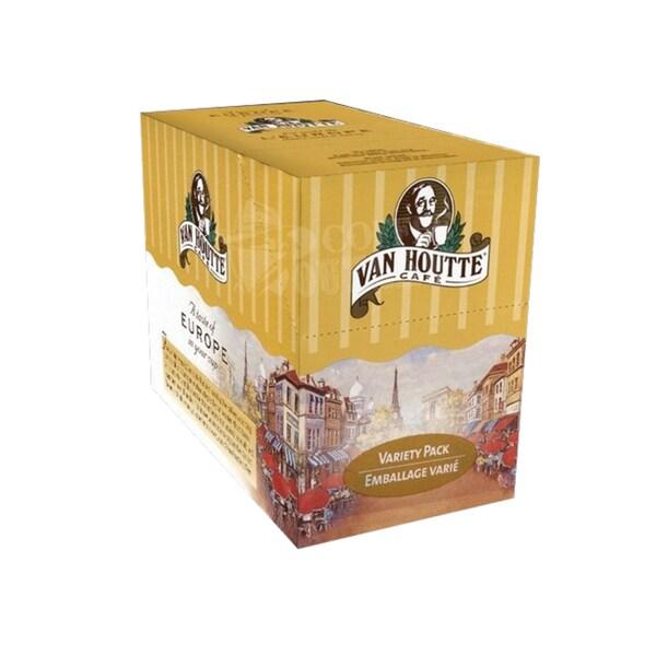 Van Houtte Coffee K-Cup Variety Pack for Keurig Gourmet Brewers (Pack of 96)