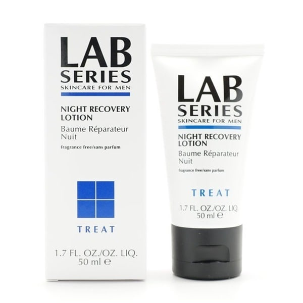 Lab Series Skincare for Men Night Recovery 1.7-ounce Lotion