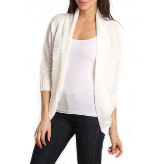 4Now Fashions Chunky Knit Cardigan