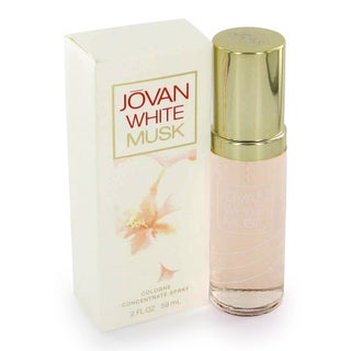 Jovan White Musk 2-ounce Cologne Concentrate Spray