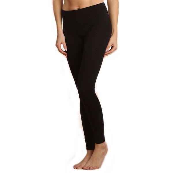 Black Basic Legging