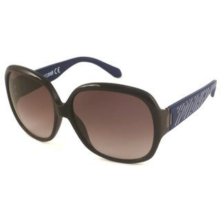 Just Cavalli Women's JC342S Rectangular Sunglasses