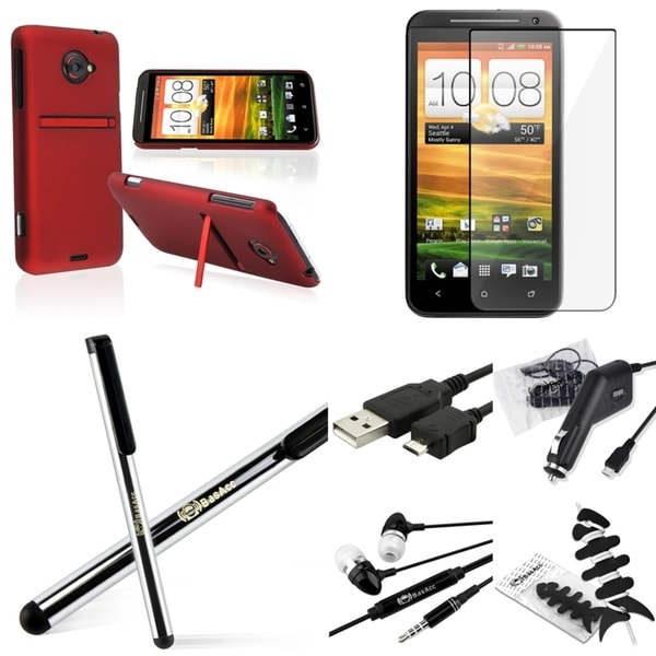 BasAcc Charger/ Cable/ Case/ Headset/ Protector for HTC EVO 4G LTE