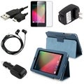 BasAcc Chargers/ Cable/ Case/ Headset/ Protector for Google Nexus 7