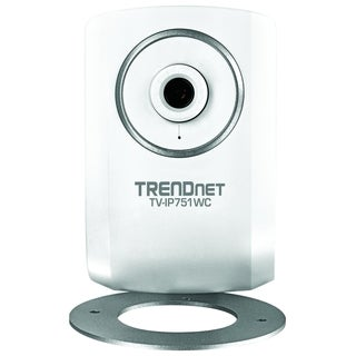 TRENDnet TV-IP751WC Network Camera - Color