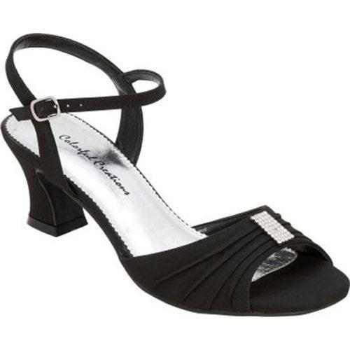 Women's Colorful Creations Minnie Black Crepe