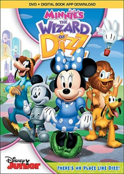 Mickey Mouse Clubhouse: Minnie's The Wizard Of Dizz (DVD)