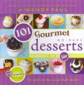 101 Gourmet No-Bake Desserts in a Jar (Spiral bound)