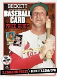 Beckett Baseball Card Price Guide 2013 (Paperback)