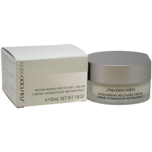 Shiseido Moisturizing Recovery Cream for Men
