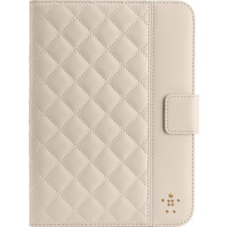 Belkin Carrying Case (Portfolio) for iPad mini - Cream