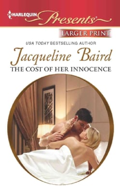 The Cost of Her Innocence (Paperback)