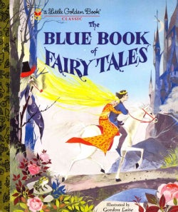 The Blue Book of Fairy Tales (Hardcover)
