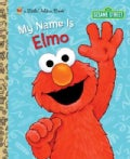 My Name is Elmo (Hardcover)