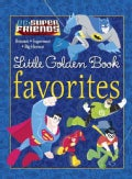 DC Super Friends Little Golden Book Favorites (Hardcover)